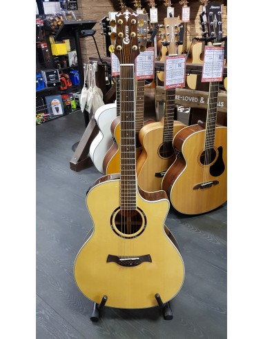 Crafter TGAE036/N Cutaway Electro Acoustic Guitar - PRE-LOVED: (Great Condition)