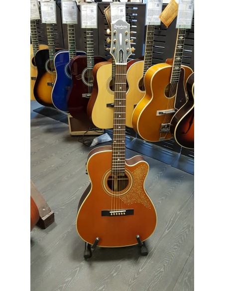 Epiphone EF-500RCCE Masterbilt Electro Acoustic Guitar - Pre-Loved (Good Condition)