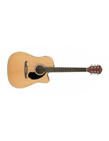 Fender FA-125CE Dreadnought Acoustic Guitar