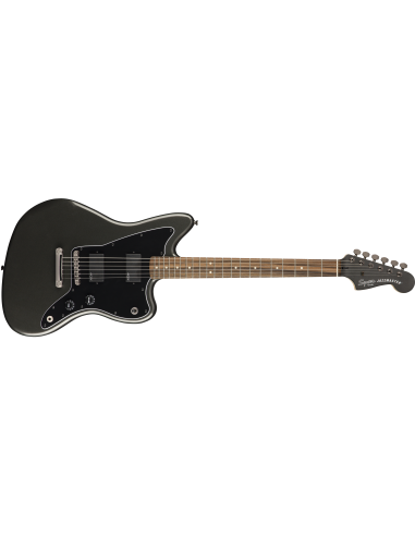 Squier Contemporary Active Jazzmaster - Graphite Metallic - Laurel Fingerboard