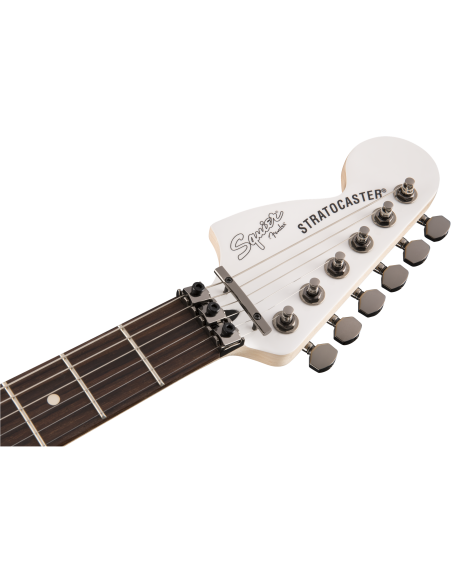 Squier Contemporary Active Strat HH - Olympic White - Laurel Fingerboard