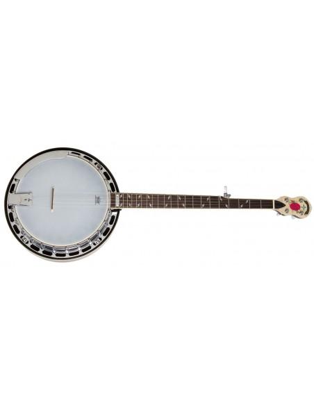 Epiphone 'Mayfair' 5-String Resonant-Back Banjo