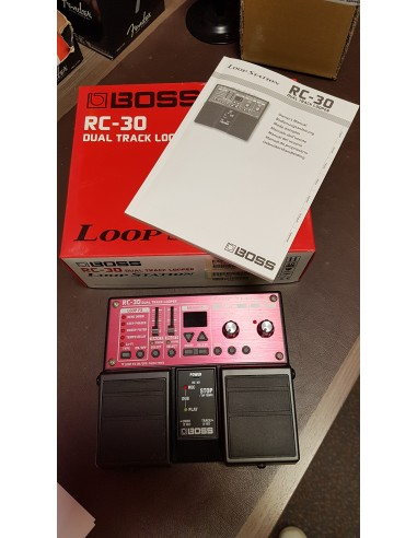 Boss RC-30 Loop Station Twin Guitar Effects Pedal - Re-Sale (Good Condition)