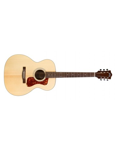 Guild OM-240E Westerley Orchestra Electro-Acoustic Guitar - Natural