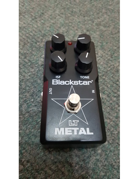 Blackstar LT-Metal Guitar Effects Pedal - Pre-Loved (Good Condition)