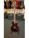 Epiphone Les Paul Custom Prophecy GX Electric Guitar - Black Cherry - RE-SALE: (Great Condition)