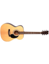 SX Acoustic Folk Guitar - Natural