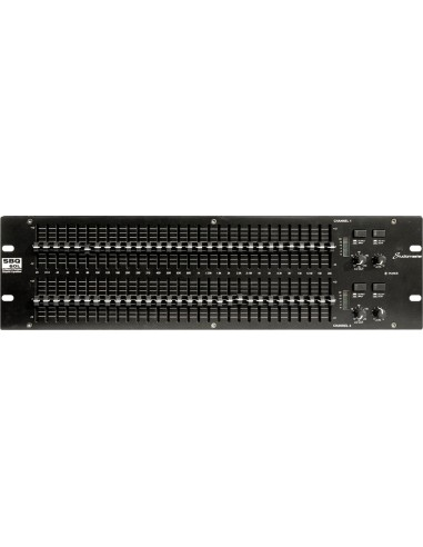 Studiomaster SBQ-60L 30-Band Rack Mount Graphic Equalizer
