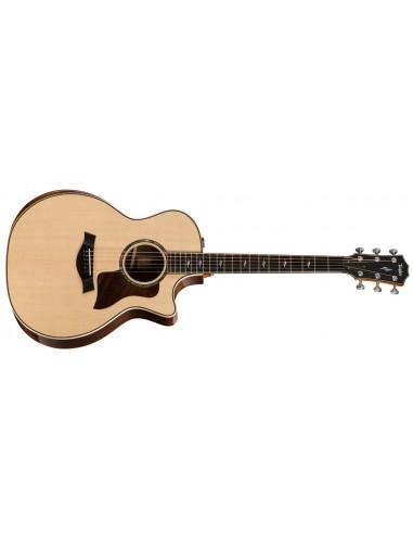 Taylor 814CE-DLX V-Class Grand Auditorium Electro-Acoustic Guitar