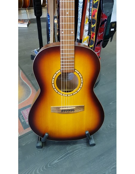 Simon & Patrick Songsmith Folk A3 Electro-Acoustic Guitar - Sunburst - Pre-Loved (Great Condition)