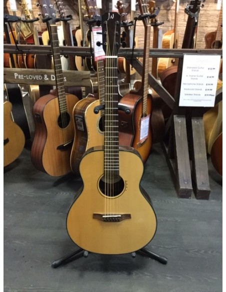 James Neligan Lyn-A Mini FI Electro Acoustic Travel Guitar- Pre-Loved (Great Condition)