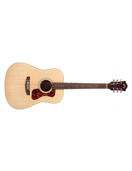 Guild D-240E Flamed Mahogany Electro-Acoustic Guitar