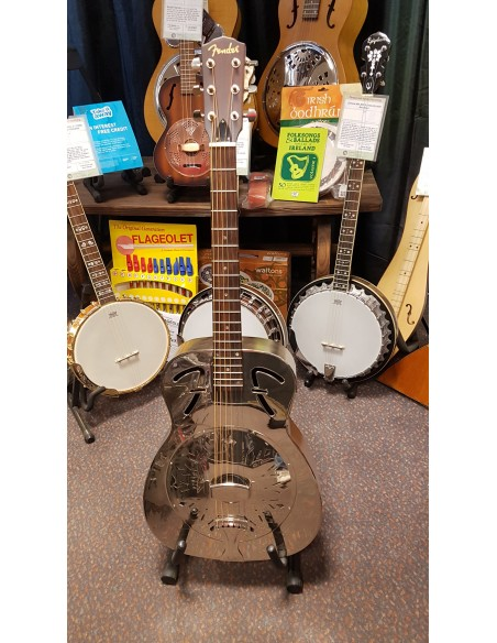 Fender FR55 Resonator Guitar - Pre-Loved (Good Condition)