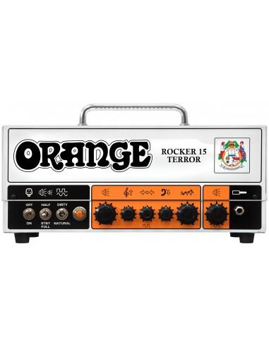 Orange Micro Dark 20-Watt Solid-State/Valve Hybrid Head Amplifier