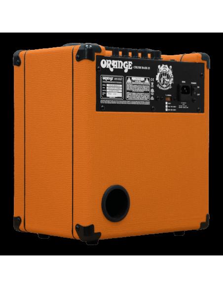 Orange Crush Bass 25 Portable Combo Bass Amplifier
