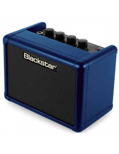 Blackstar Fly 3 Mini Guitar Amplifier - Royal Blue