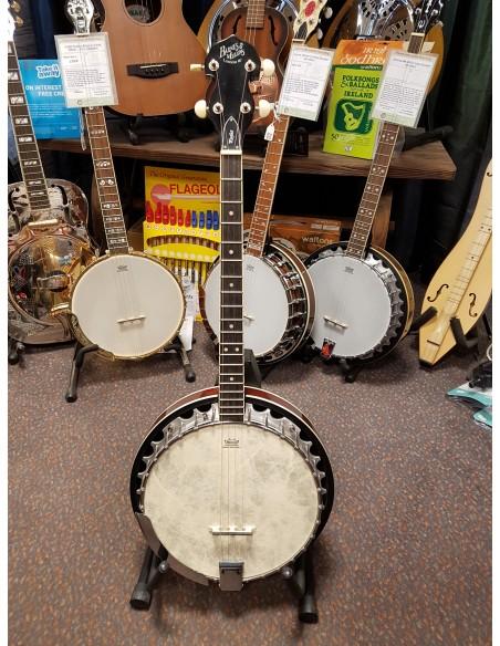 Barnes & Mullins 'Perfect' Tenor Banjo - Re-Sale (Great Condition)