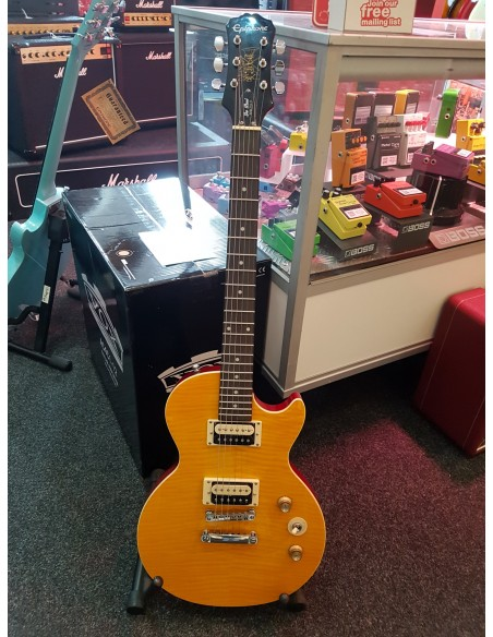 """Epiphone """"Slash"""" Signature """"AFD""""  Les Paul Special II Electric Guitar - Pre-Loved (Great Condition)"""