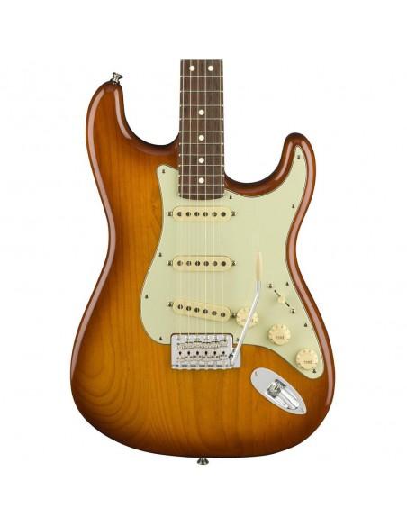 Fender American Performer Stratocaster - Honeyburst - Rosewood Fretboard