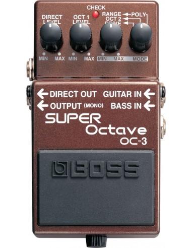 Boss OC-3 Super Octave Guitar/Bass Effects Pedal