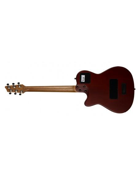 Godin A6 Ultra Electric Hybrid Guitar - Natural