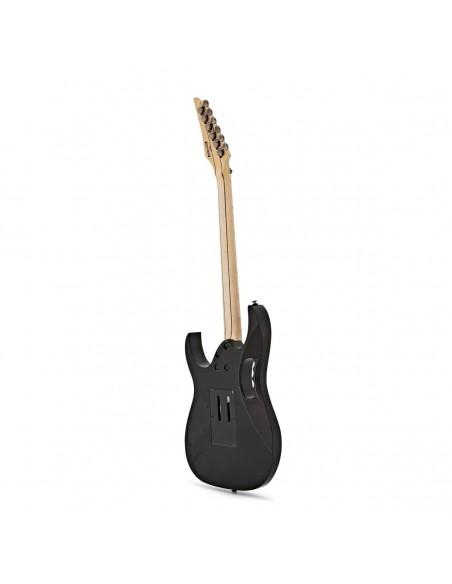 Ibanez JEM77P Steve Vai Premium Electric Guitar - Blue Floral Pattern