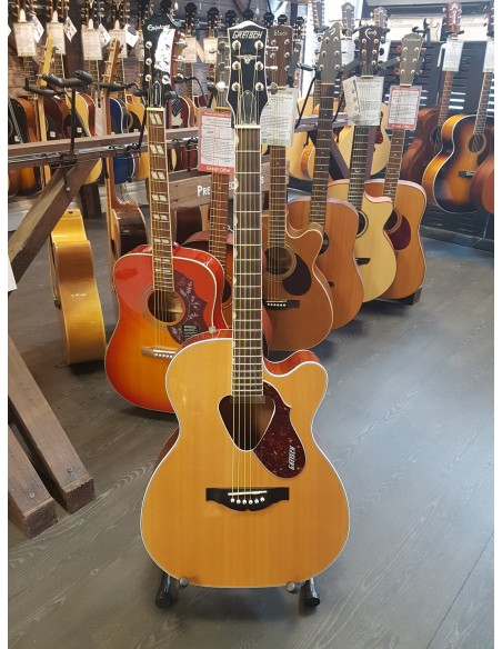 Gretsch Rancher Jr G5013CE Electro-Acoustic Guitar - Pre-Loved (Good Condition)