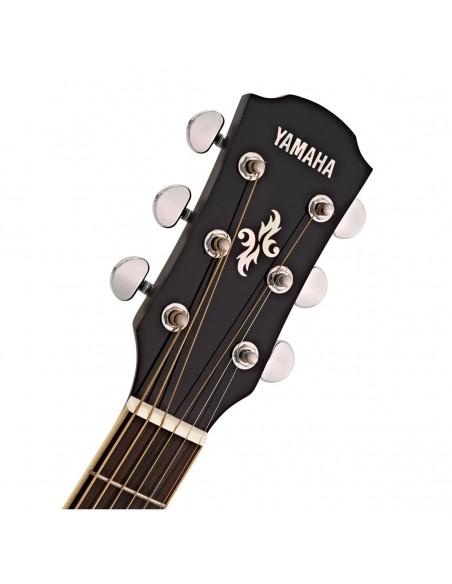 Yamaha APX-600FM Thinline Electro Acoustic Guitar- Tobacco Brown Sunburst