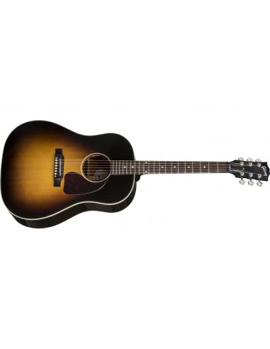 Gibson J-45 Standard Electro-Acoustic Guitar - Vintage Sunburst