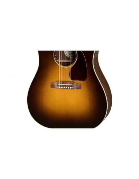Gibson J-45 Studio Electro-Acoustic Guitar - Walnut Burst
