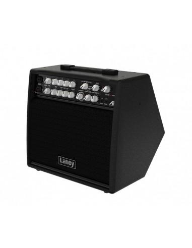 Laney A Series A1+ 80-Watt Combo Acoustic Guitar Amplifier