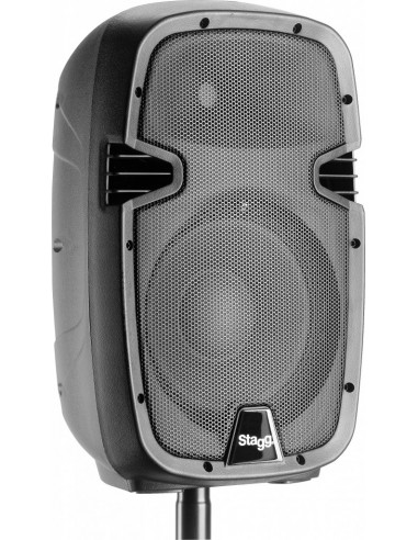 "Stagg Riotbox 10"" Multi-Purpose Active Re-Chargeable PA / Bluetooth Party Speaker"