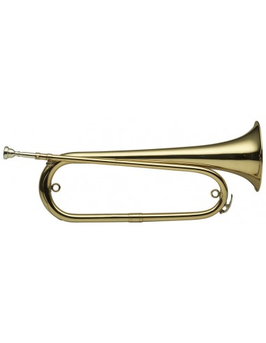 Stagg 77-BC Bb Bugle Horn - Inc. Case