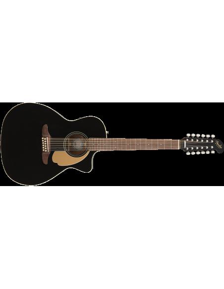Fender Villager 12-String V3 Electro-Acoustic Cutaway Guitar