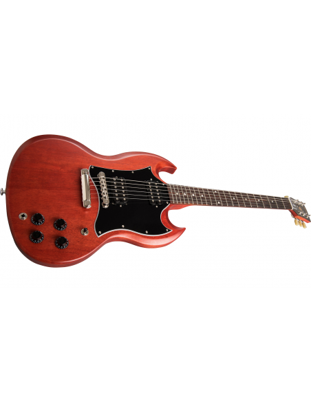 Gibson SG Tribute Electric Guitar - Vintage Cherry Satin