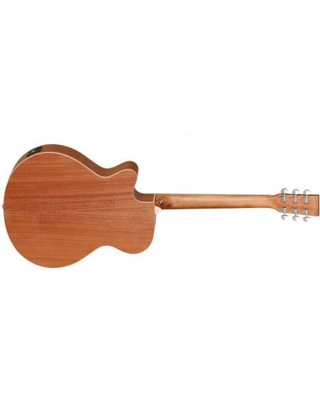 Tanglewood Union Series Super Folk Solid-Top Electro-Acoustic Guitar
