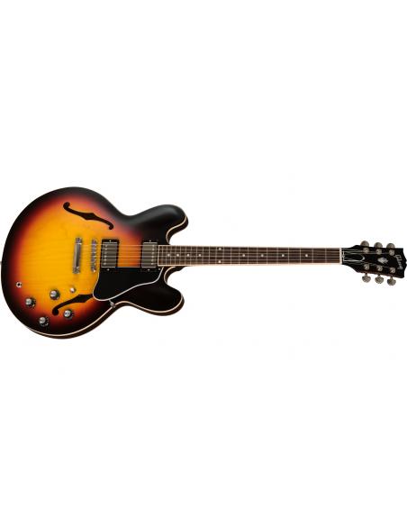 Gibson ES-335 Satin Semi-Acoustic Guitar - Sunset Burst