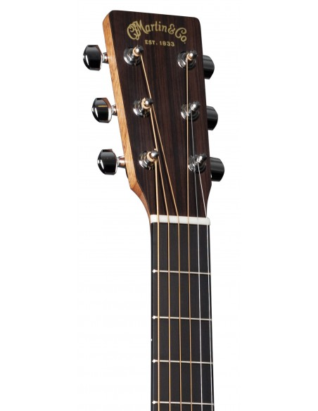 Martin 000-13E All-Solid Electro-Acoustic Guitar