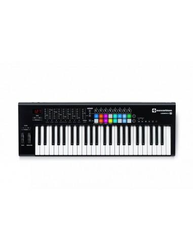 Novation Launchkey 49 Mark II 49-Key MIDI Controller Keyboard