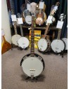 Delta Blue DB125 5-String Closed-Back Banjo - Pre-Loved (Great Condition)