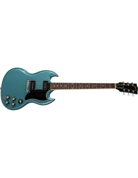 Gibson SG Special Electric Guitar - Faded Pelham Blue