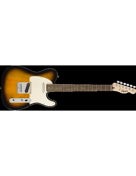 Squier Bullet Telecaster Electric Guitar Laurel Fingerboard - Brown Sunburst