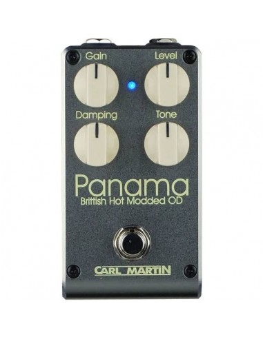 Carl Martin CM-0225 Panama Overdrive Guitar Effects Pedal