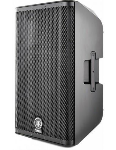 """Yamaha DXR-12 12"""" Speaker 1100-Watt Active PA Speaker"""