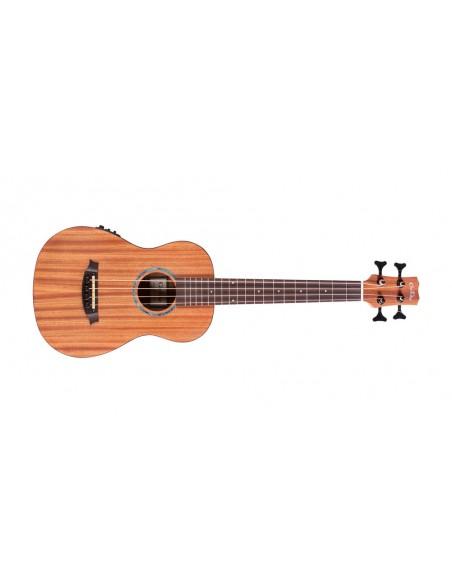 Cordoba Mini II Mahogany Electro Bass Ukulele - With Roundwound Strings