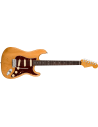 Fender American Ultra Stratocaster Electric Guitar - Aged Natural - Rosewood Fretboard