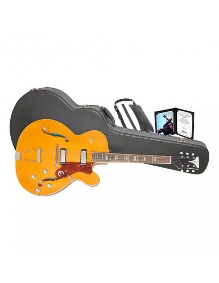 Epiphone Ltd. Edition John Lee Hooker 100th Ann. Zephyr Electric Guitar