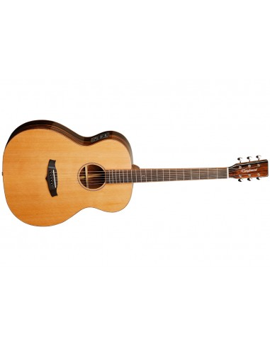 Tanglewood Java Solid-Top Folk Electro-Acoustic Guitar
