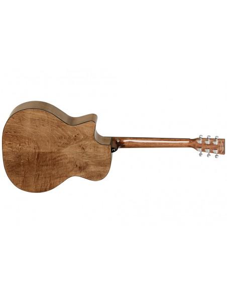 Tanglewood Evolution Exotic Maple Auditorium Electro-Acoustic Guitar