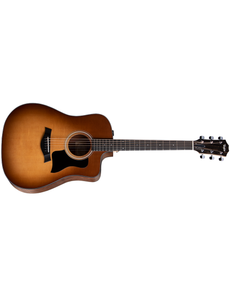 Taylor 110CE Dreadnought Electro Acoustic Guitar ES:2 Walnut. Ltd. Ed. Sunburst